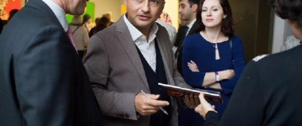 Азербайджанский художник поразил Санкт-Петербург