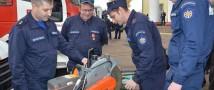 Торжественное мероприятие в честь 10-летия противопожарно-спасательной службы Московской области прошло в Люберцах