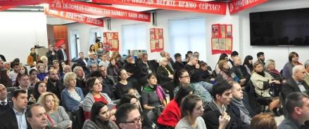 В Москве прошел азербайджанский вечер поэзии Есенина