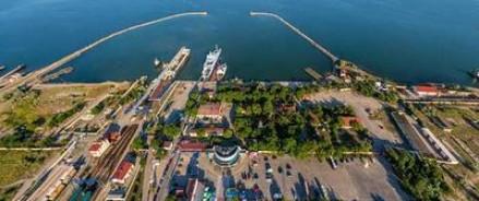 Премьер распорядился расширить порт Кавказ для строительства трассы «Таврида»