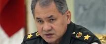 Министр обороны РФ вновь напоминает о растущем напряжении на западных границах государства