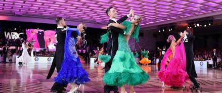 На чемпионате мира 2017 по европейским танцам в Кремле: участники и зрители были счастливы!
