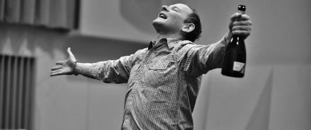 9 ноября, перед премьерой спектакля «Омут любви» в фойе театра «Русская песня» состоится открытие фотоэкспозиции «Жизнь в яме»