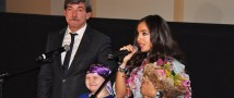 Лейла Алиева представила в Москве «Свет за окном»