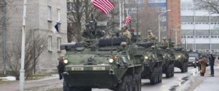Пентагон готов отдавать миллиарды на противодействие России, постепенно оккупируя Европу