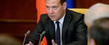 Продажей билетов в плацкарты занялся премьер Медведев