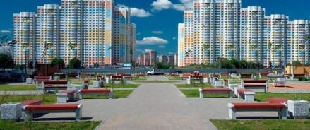 Средняя площадь продаваемых квартир в Подмосковье снизилась