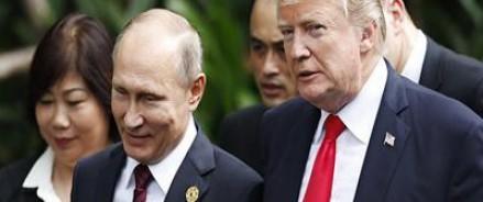 Трамп считает, что дуракам давно пора понять — нормальные отношения с РФ идут на пользу США