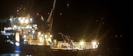 Ученые попали на борт упавшего вертолета случайно
