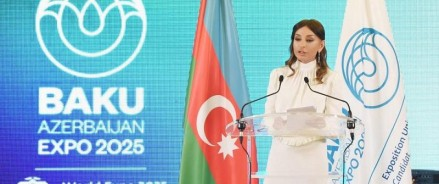 Азербайджан претендует на право провести Всемирную выставку Экспо-2025