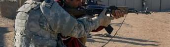 США в лагере для беженцев организовали специальную базу по подготовке боевиков