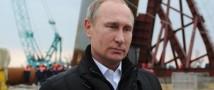 В Крыму надеются, что менее чем через год по новому Крымскому мосту первым проедет Путин