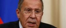 Сергей Лавров заявил, что США сами провоцируют КНДР на резкие действия