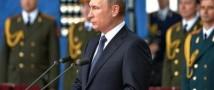 Президент пояснил, на что, кроме железных мускул, может опереться Россия