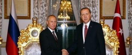 Путин и Эрдоган согласны, что решение Трампа по Иерусалиму дестабилизирует обстановку