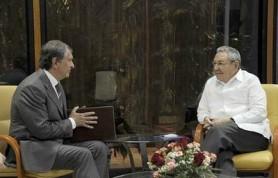 Сечинов на Кубе ведет переговоры о дальнейшем экономическом сотрудничестве