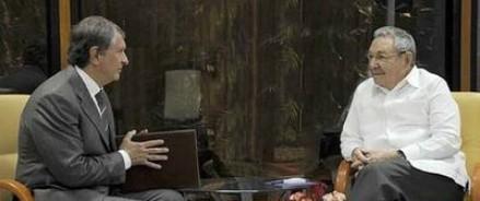 Сечин на Кубе ведет переговоры о дальнейшем экономическом сотрудничестве