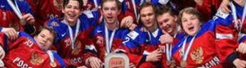 Сборная РФ по хоккею одержала победу над шведами