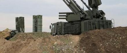 Атака боевиков в Сирии успешно отбита российскими ЗРПК «Панцирь-С1»