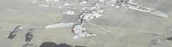 СК РФ исключил версию о взрывном устройстве на борту самолета, рухнувшего при взлете с аэропорта Адлер