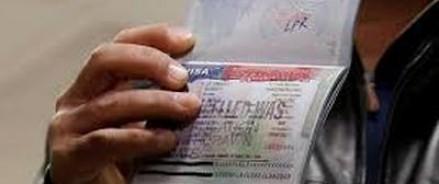 Оформление виз в США возобновится через неделю