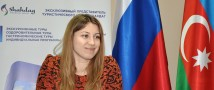 Российских туристов больше всего любят в Азербайджане