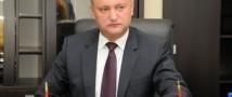 Додон считает решение парламента и КС — отказом гражданам Молдавии в информации