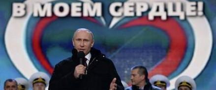 Кандидатуру самовыдвиженца Путина в Крыму поддержали все национальные меньшинства, включая объединение крымских татар