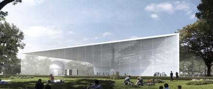 Павильон атомной энергии на ВДНХ построят по проекту UNK Project