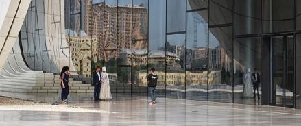 Российский фотограф считает Баку – профессиональным раем