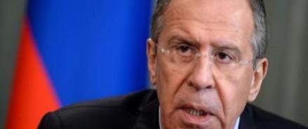 Лавров высказал свое отношение к поставкам оружия на Украину