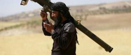 В Минобороны расследуют ситуацию с появлением у боевиков в Сирии ПЗРК