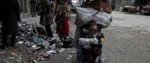 Мирным гражданам Восточной Гуты не дают выйти из зоны боевых действий