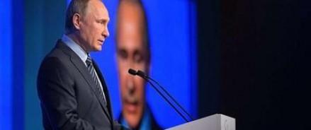 Путин отметил прекрасную работу спецслужб, обеспечивших прикрытие проекта по созданию нового оружия