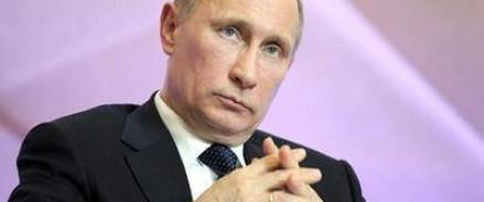 Путин уверен, что Россию к присоединению Крыма кто-то подтолкнул обдуманно