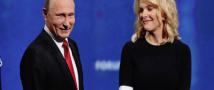 Корреспондент NBC почти уверенна, что Путин молчит, зная «что-то» о Трампе