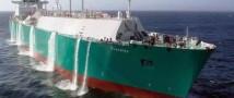 Еще одна партия сжиженного газа из РФ прибыла в порт Бостон