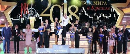 Три блестящих турнира Кубка мира 2018 в Кремле: профессионалы, любители и Exhibition