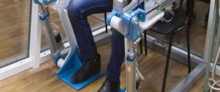 Компания «Полезные роботы» испытывает новый экзоскелет для производства
