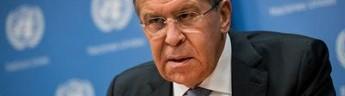 Лавров считает, что США санкциями пытаются доказать России, что их мир правильнее, и с этим лучше согласится