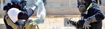 Эксперты ОЗХО добрались до города Дума и приступили к сбору образцов