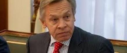 Пушков считает, что в сирийской операции США ложь присутствует во всем