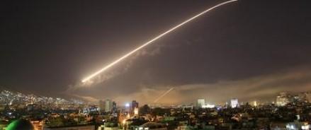 США начали военную операцию в Сирии