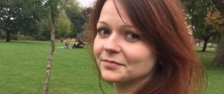 Британские СМИ обнаружили Юлию Скрипаль на военной базе