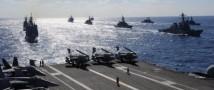 Группа кораблей из Вирджинии направится в Средиземное море