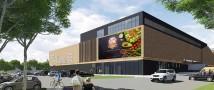 Торговый центр площадью 5 тысяч кв.м построят на ул. Барклая