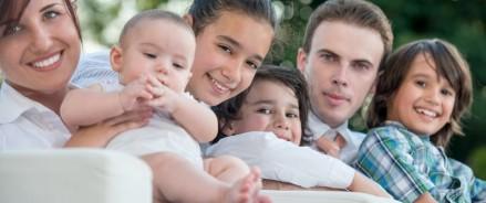 Жители Подмосковья примут участие в фотопроекте к Международному дню семьи