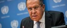 Лавров заявил, что захват геополитического пространства США и их вассалами спровоцировали кризис на Украине