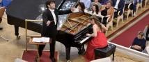 XXIII Международный фестиваль «Музыкальный Олимп»