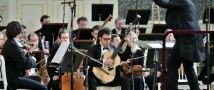 Программа XXIIIМеждународного фестиваля «Музыкальный Олимп»